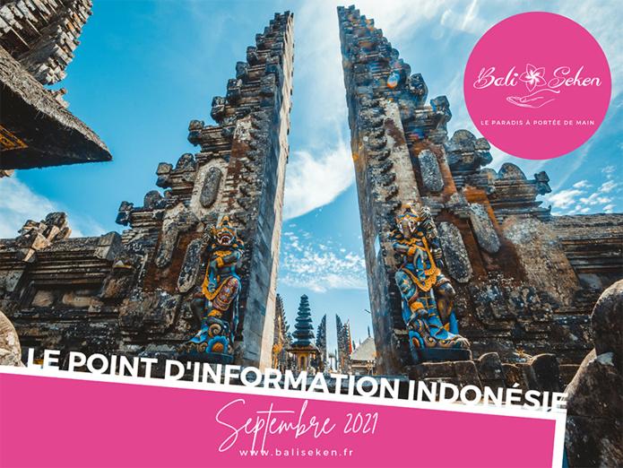 Des nouvelles de l'Indonésie : Bali, sera t'il le bon élève de l'Asie ?