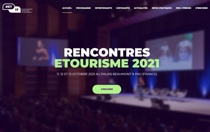 La 17e édition des Rencontres Nationales du eTourisme proposera en nouveauté, les Rencontres Tourisme Lab Nouvelle-Aquitaine, le 11 octobre - DR : #ET17