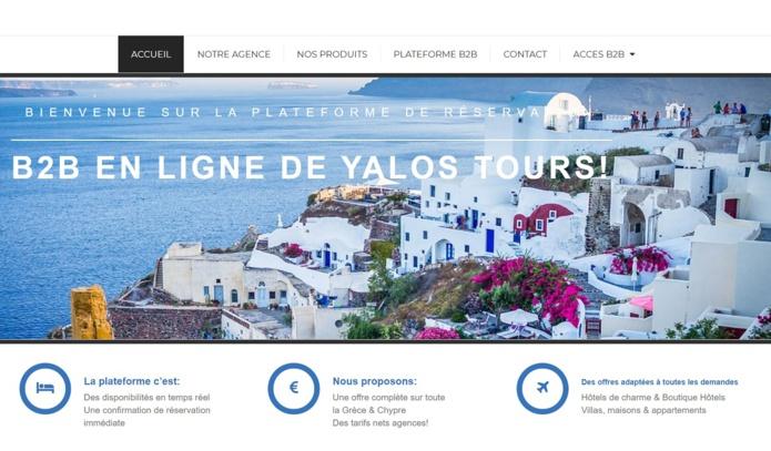Yalos Tours, réceptif spécialiste de la Grèce sera présent à l'IFTM - DR