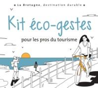 CRT Bretagne : Kit éco-gestes pour les professionnels du tourisme - DR