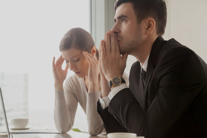 Selon les estimations, jusqu'à 100 000 entreprises pourraient faire faillite en 2021. Shutterstock