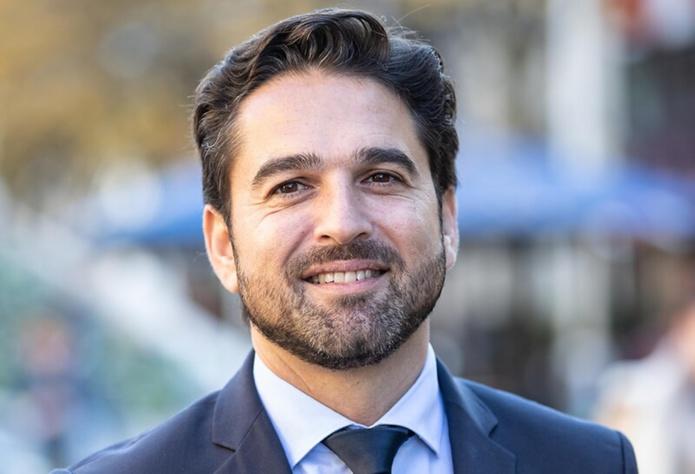 Arnaud Robinet, Vice-président de la Région Grand Est délégué à l'attractivité, à la culture et au tourisme et Maire de Reims /crédit dr