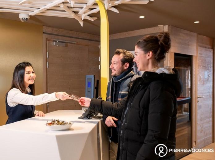 Pierre & Vacances recrute près de 900 personnes pour la saison 2021/2022, au sein de ses 66 sites de montagne. - DR: POPPR