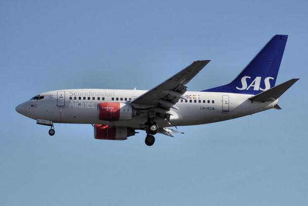 Une partie du succès revient à la restructuration de la billetterie en classe Economique avec deux types de voyages, SAS Go et, plus flexible, SAS Plus - DR Adrian Pingstone Wikimédia