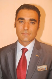 Sami Ouanalli, directeur ventes et marketing. ©DR