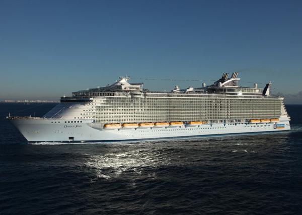 RCI : STX France lance la construction du 3ème navire de la Classe OasisSM