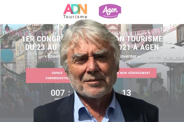 """Christian Mourisard (ADN Tourisme) : """"En tant que structures chargées de la mise en œuvre opérationnelle des politiques des collectivités, les organismes institutionnels de tourisme ont un rôle primordial à jouer d'impulsion, d'accompagnement, de coordination. Et au niveau fédéral, la dimension responsable est au cœur de la raison d'être d'ADN Tourisme depuis sa création en 2020."""" - DR"""