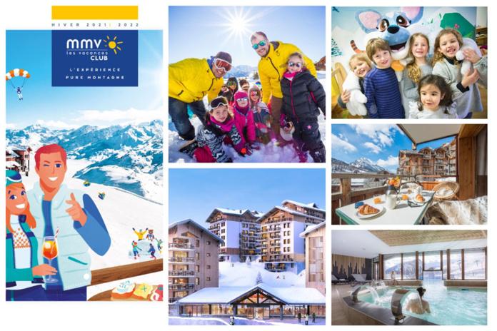 La brochure hiver de mmv vient de paraître avec 4 nouveautés - Photo DR