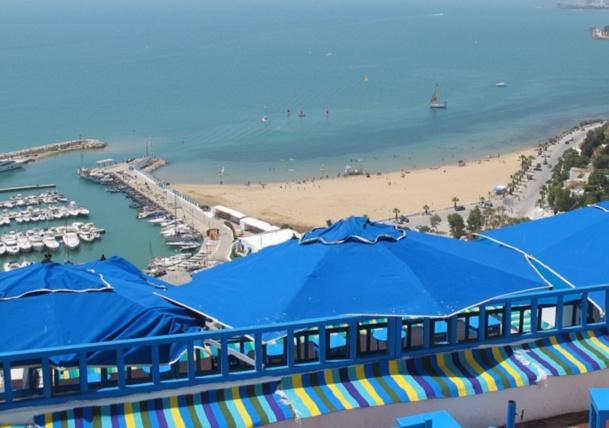 Depuis la révolution, l'ensemble des marchés émetteurs sont à la hausse en Tunisie. Seule la France fait figure d'exception - Photo J.D.L.