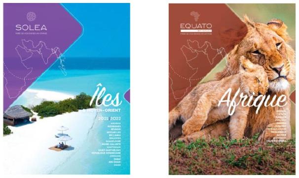 Les brochures de Solea - DR