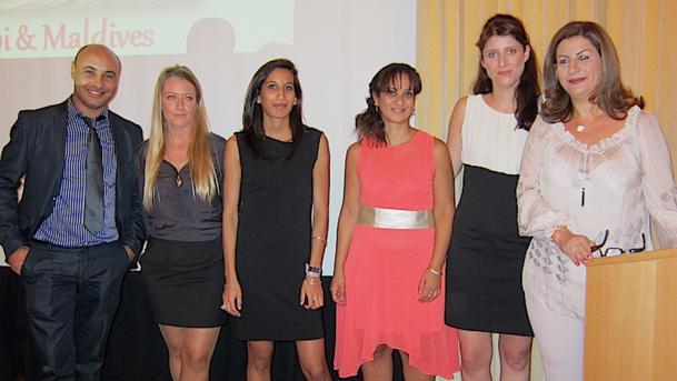 L'équipe d'Aya Désirs d'Orient sera présente à l'IFTM Top Résa pour dévoiler sa nouvelle brochure. DR