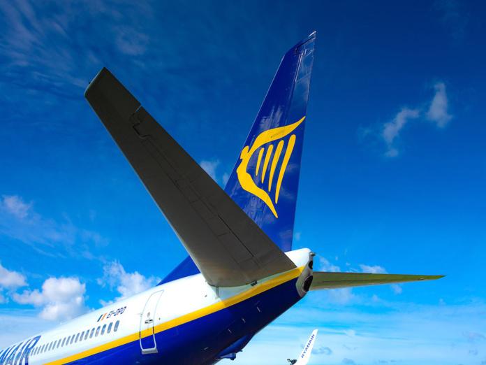 Ryanair opérera plus de 200 vols par semaine à Beauvais cet hiver, un record - DR : Ryanair