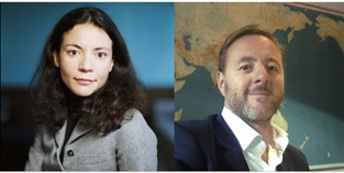 Anne Bouferguene et Emmanuel Cohen sont les nouveaux Directeurs généraux adjoints de Voyageurs du Monde - Photo DR
