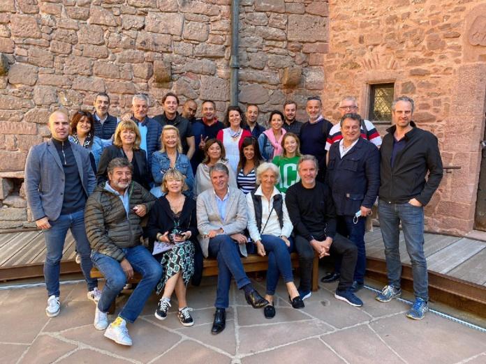 Le 17e Voyage des patrons et Dirigeants du Tourisme s'est déroulé du 1er au 4 septembre 2021 en Alsace - DR