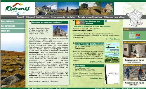 Les professionnels lozériens peuvent intégrer Cevennes-tourisme.fr