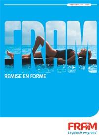 FRAM étoffe sa brochure ''Remise en forme''