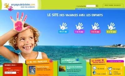 Enpaysdelaloire.com : préparez ses vacances avec les enfants !