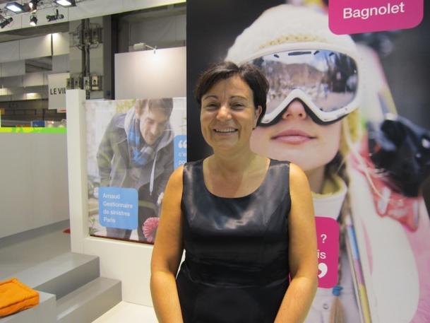 Céline Chopin, la directrice commerciale Voyage chez Mondial Assistance. DR