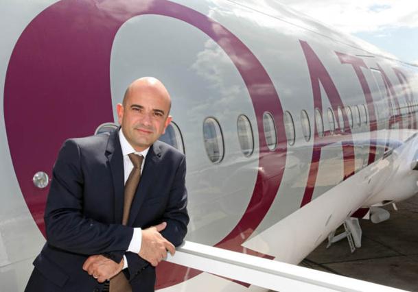 Eric Didier attend de savoir si Paris fera partie des escales choisies par Qatar Airways pour opérer en A 380 dont la livraison commence l'année prochaine - DR