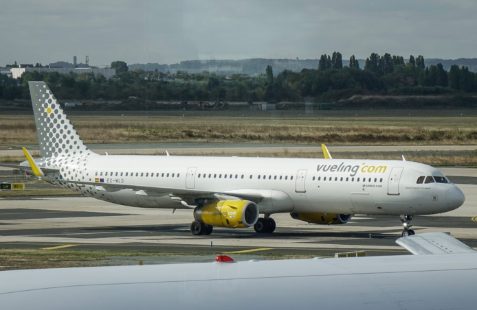 Vueling basera ses avions les plus performants en termes de consommation de carburant et les plus grands de sa flotte - des A321 - à Paris Orly - DR : DepositPhotos.com, phuongphoto