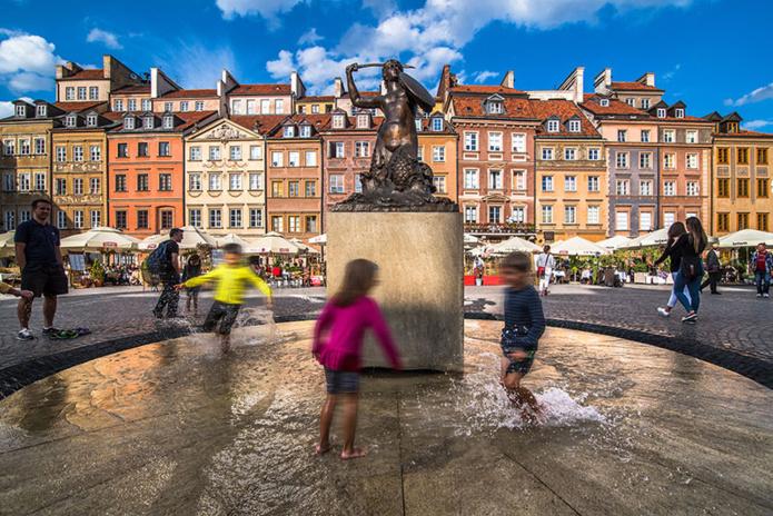 © Warsaw Tourist Office