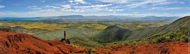 La côte ouest de la Nouvelle-Calédonie. DR Stephane Ducandas/TPN