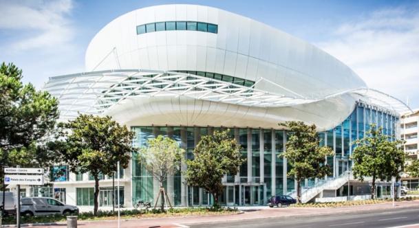 Antibes Juan les Pins inaugure son Palais des Congrès