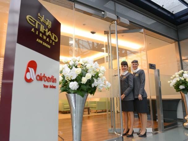 Etihad Airways ouvre son nouveau siège à Berlin