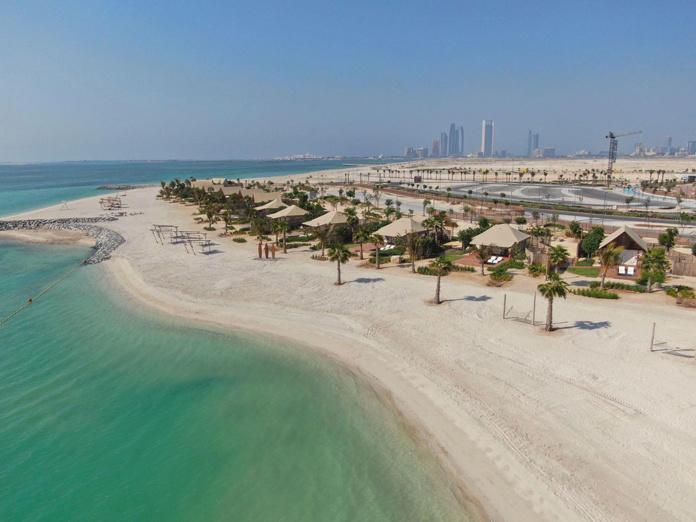 île d'Al Hudayriat © Abu Dhabi Department of Culture & Tourism