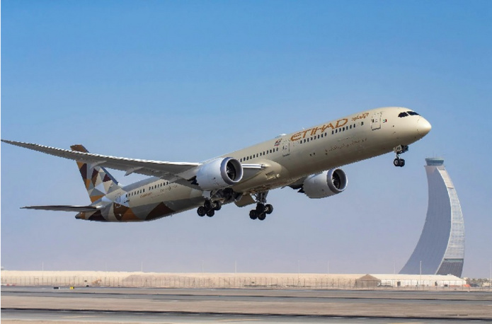 Avion Etihad Airways (DR-Etihad Airways)