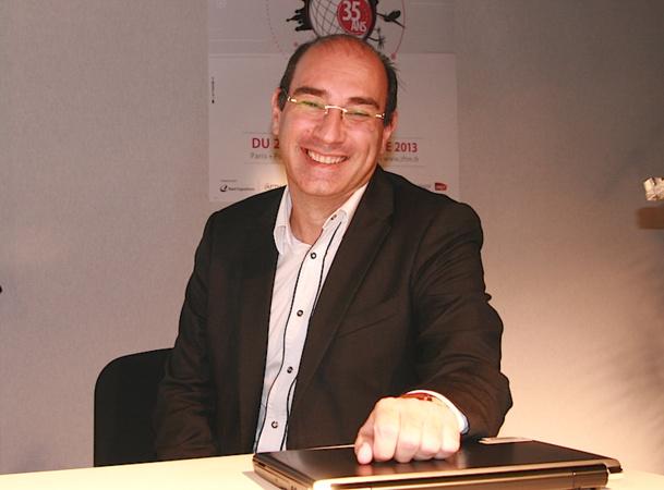 Bernard Molle, directeur commercial de Sabre veut que l'utilisation de son GDS soit enseignée dans les écoles de tourisme. DR LAC
