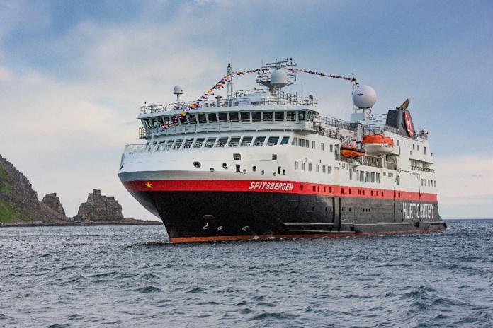 Les passagers pourront découvrir le nouvel itinéraire en Russie à bord du MS Spitsbergen - Anders Lindstrom (Hurtigruten US)
