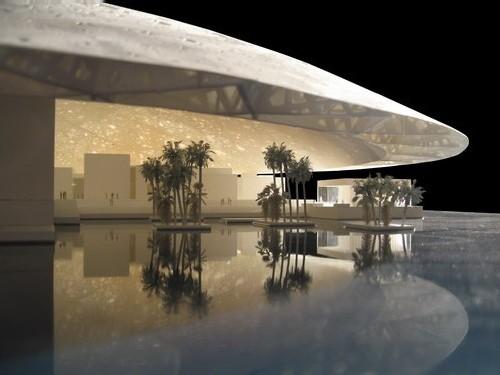 Abu Dhabi : le Louvre ouvrira ses portes sur l'île de Saadiyat