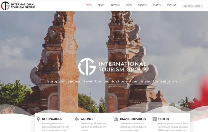 International Tourism Group dispose ainsi des bureaux à Amsterdam, Barcelone, Paris, Munich, Madrid, Milan, Francfort, Lisbonne et Londres. - DR