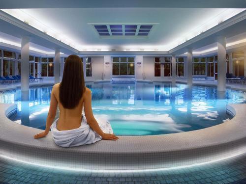 Chacun des établissements de GB Thermae Hotels met en avant une offre bien-être différente.  L'Abano Grand Hotel 5*L s'est notamment spécialisé dans les cures anti-âge. ©DR