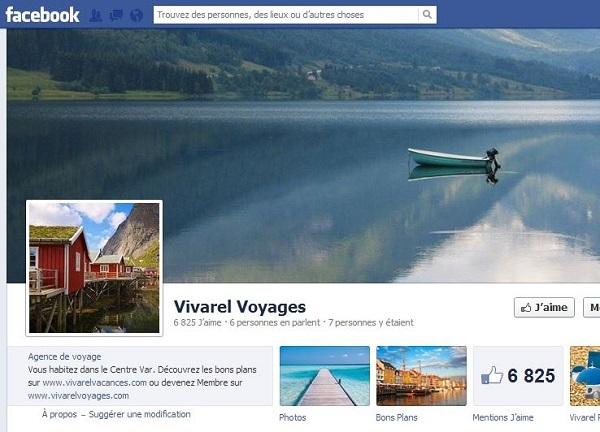 L'agence Vivarel Voyages dont le président est Lucien Salemi,  a démontré qu'avec un micro budget, il est possible d'engager une action rentable.