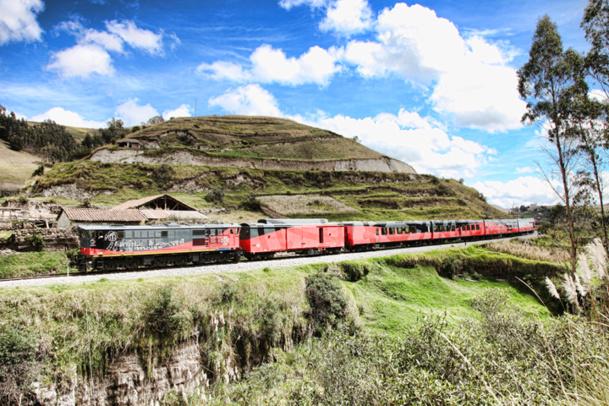 """Le trencrucero, le """"train-croisière"""" est né en juin et relie Quito-Guayaquil - DR"""