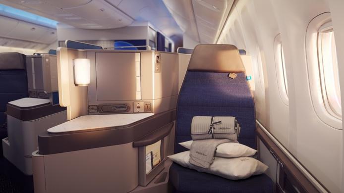 United Airlines lance une nouvelle ligne entre Genève et New York - DR