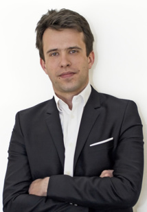 Xavier Lagardère, Vice President Online Retail & Distribution - DR : Brussels Airlines
