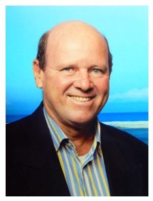 Alain Saint Ange, directeur général de Denis Island