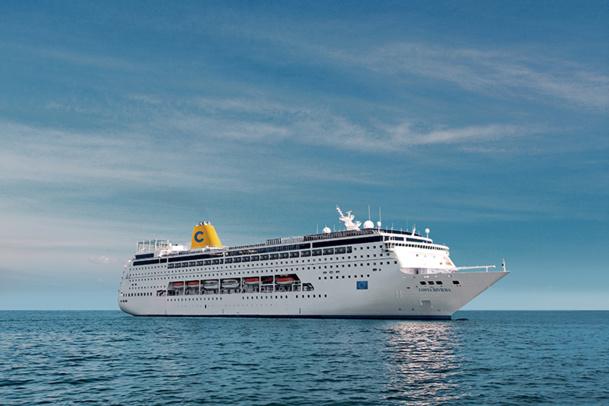 Le NeoRiviera embarquera ses hôtes à Dubai chaque dimanche et appareillera le lendemain. La première escale est prévue à Mascate, capitale du Sultanat d'Iman. Le circuit passera ensuite par Abu Dhabi avant de revenir à Dubaï - DR : Costa