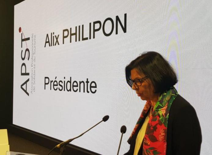 Alix Philipon, présidente de l'APST, fera le bilan et annoncera les perspectives de l'association lors de l'IFTM - DR : APST