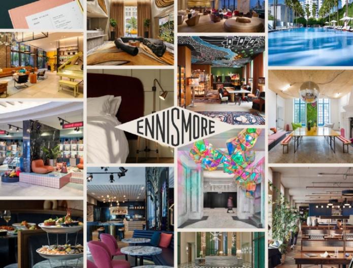 Ennismore comptabilise 87 établissements dans le monde - DR