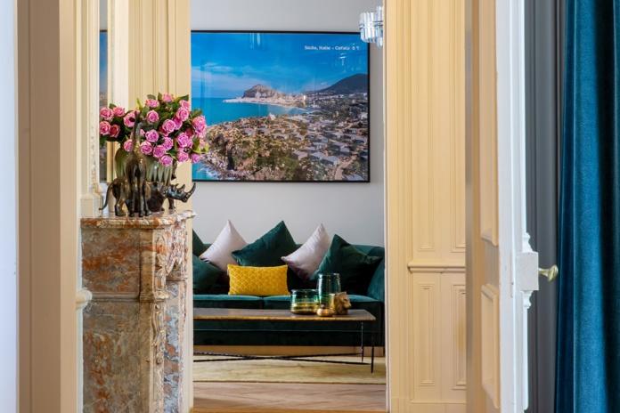 Club Med vient d'inaugurer un appartement-boutique dans l'hôtel particulier d'Uston à Montpellier - DR : Club Med