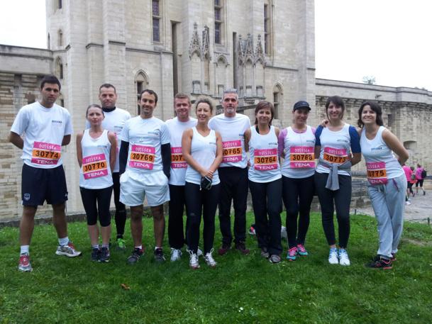 Odysséa : les 27 coureurs de Selectour Afat ont passé la ligne d'arrivée