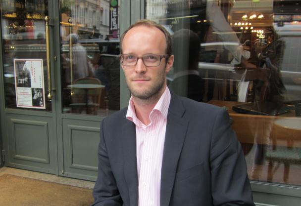 Adrien Mirguet, l'un des co-fondateurs du site Vinotrip. DR