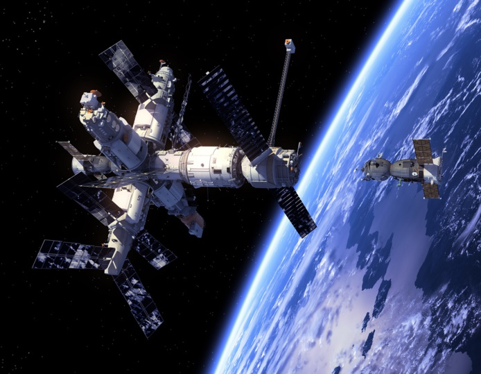 La course au tourisme spatial semble être déjà perdue pour l'Europe - et donc la France - totalement distancée par les Etats-Unis et la Russie, mais aussi par la Chine, l'Inde et les sociétés privées - DR : DepositPhotos.com, 3DSculptor