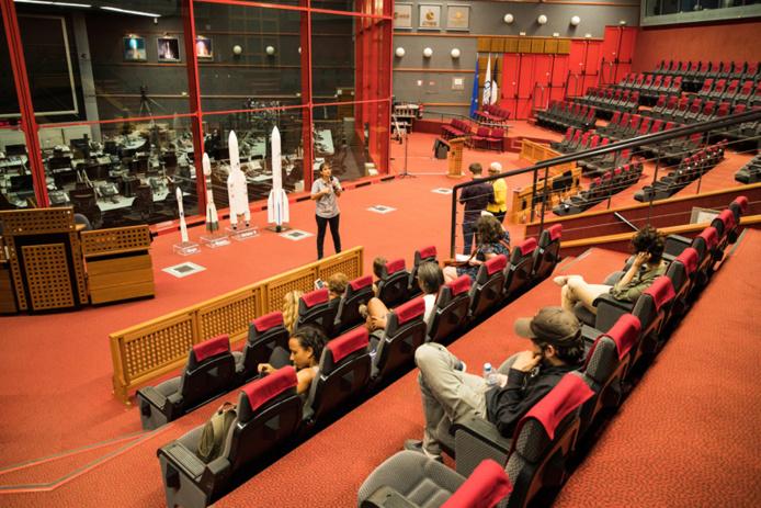 Salle Jupiter @ Wladimirkinnoo