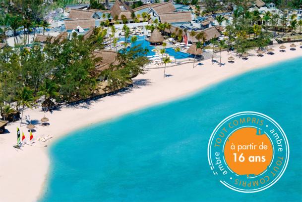 L'Ambre sera le premier hôtel mauricien réservé aux voyageurs de plus de 16 ans. DR