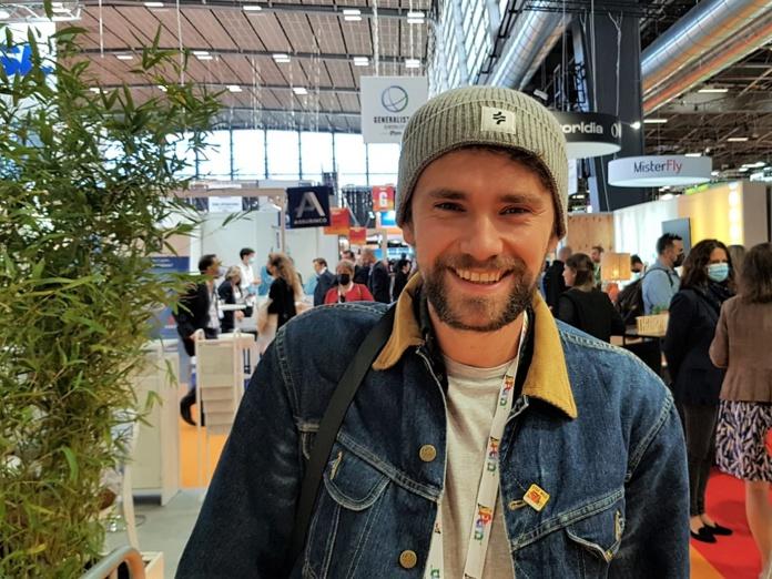 """""""Je veux créer une marque communautaire autour du voyage"""" dévoile Bruno Maltor au sujet de """"Périples"""" - Crédit photo : RP"""
